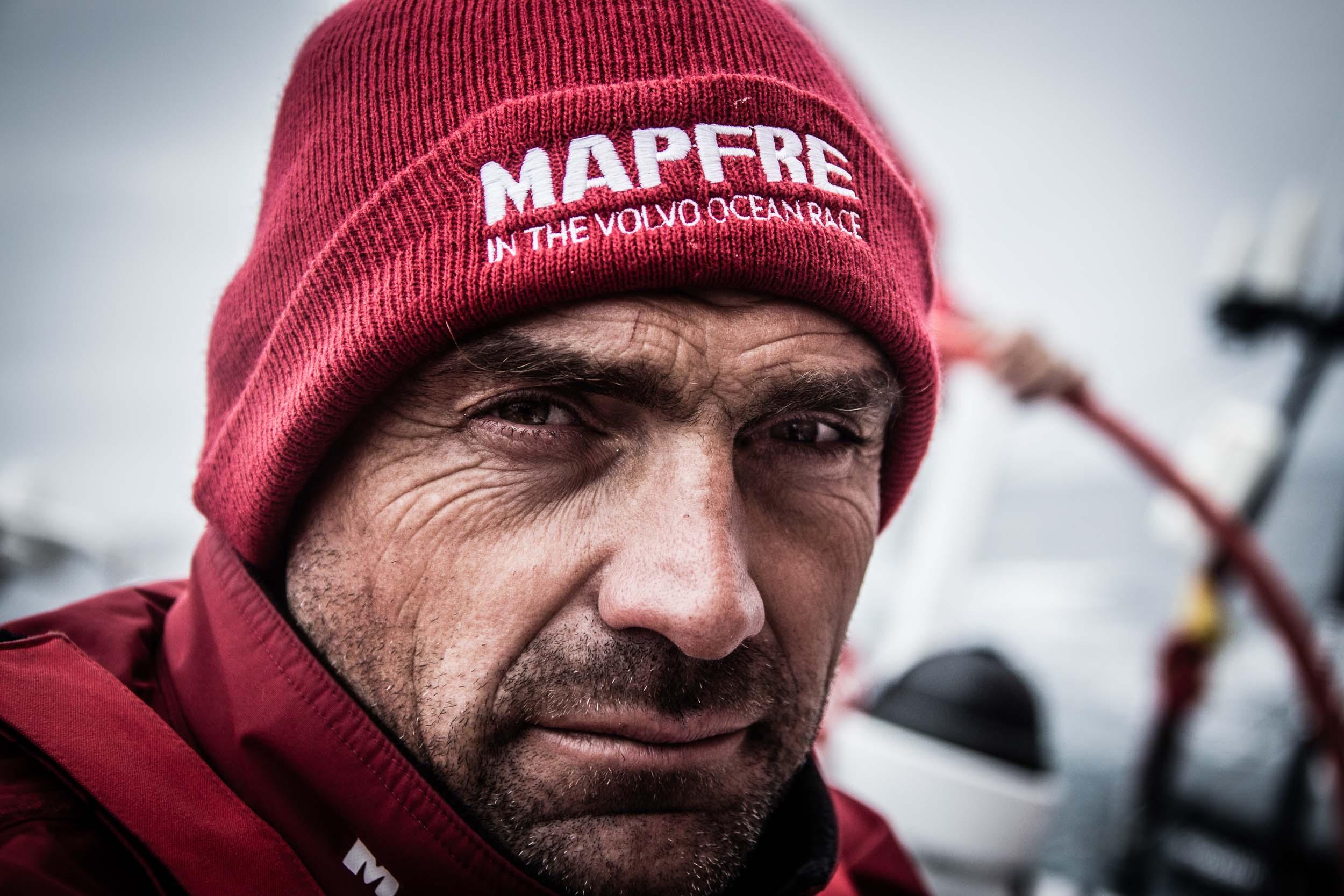 Volvo Ocean Race 2014 - 15 Leg 9 to Gothemburg