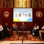 Jordi Xammar y Joan Herp, en el Congreso de Olimpismo del COE y la UCAM
