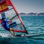 Marina Alabau, mejor española en la cita mundial
