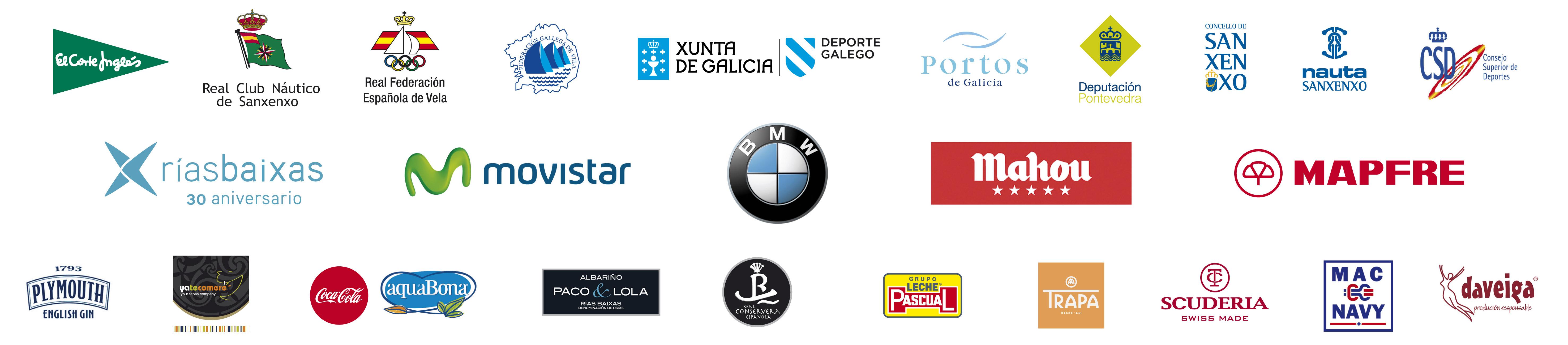 Patrocinadores Regata Rey Juan Carlos 2015