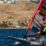 Marina Alabau acecha el podio mundial