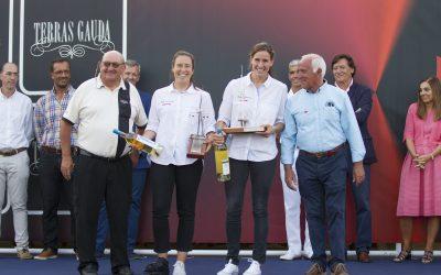 Támara y Berta, Premio Nacional de Vela