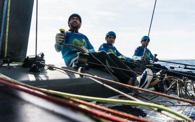 Iker Martínez completa su tripulación para desafiar la Vuelta a Mallorca