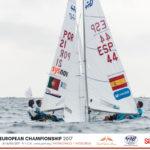 """Los 470 """"Movistar"""" afrontan en Bulgaria el campeonato de Europa de la clase"""