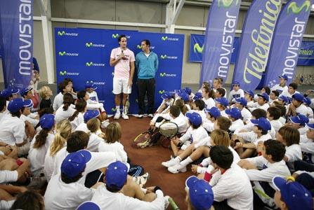 Movistar en la Copa Davis