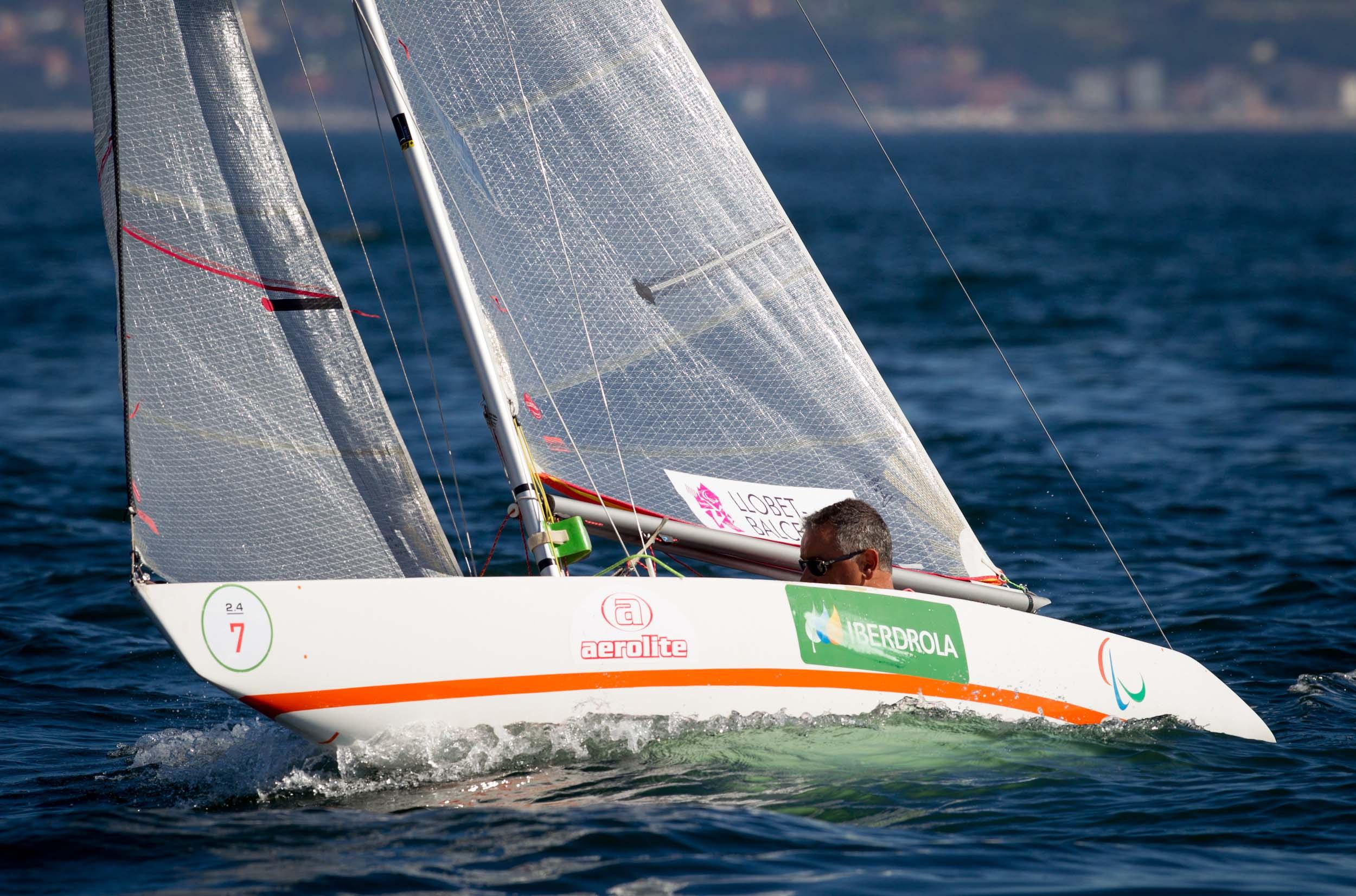 Campeonato de EspaÒa Iberdrola de Vela Adaptada