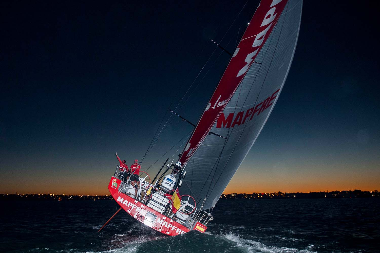 Volvo Ocean Race 2014-15 - Auckland Stopover