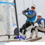 Támara y Berta, a cinco puntos del podio mundial a falta de una jornada