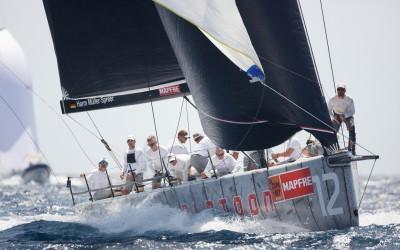 La 34 Copa del Rey MAPFRE alcanza velocidad de crucero