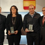 Iker y Xabi, premio del COE a los Valores Olímpicos