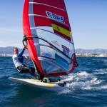 Marina Alabau vuelve al liderato