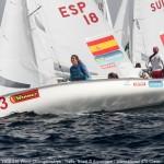 Silvia Mas y Paula Barcelo, entre las mejores tripulaciones de la Imperia Winter Regatta