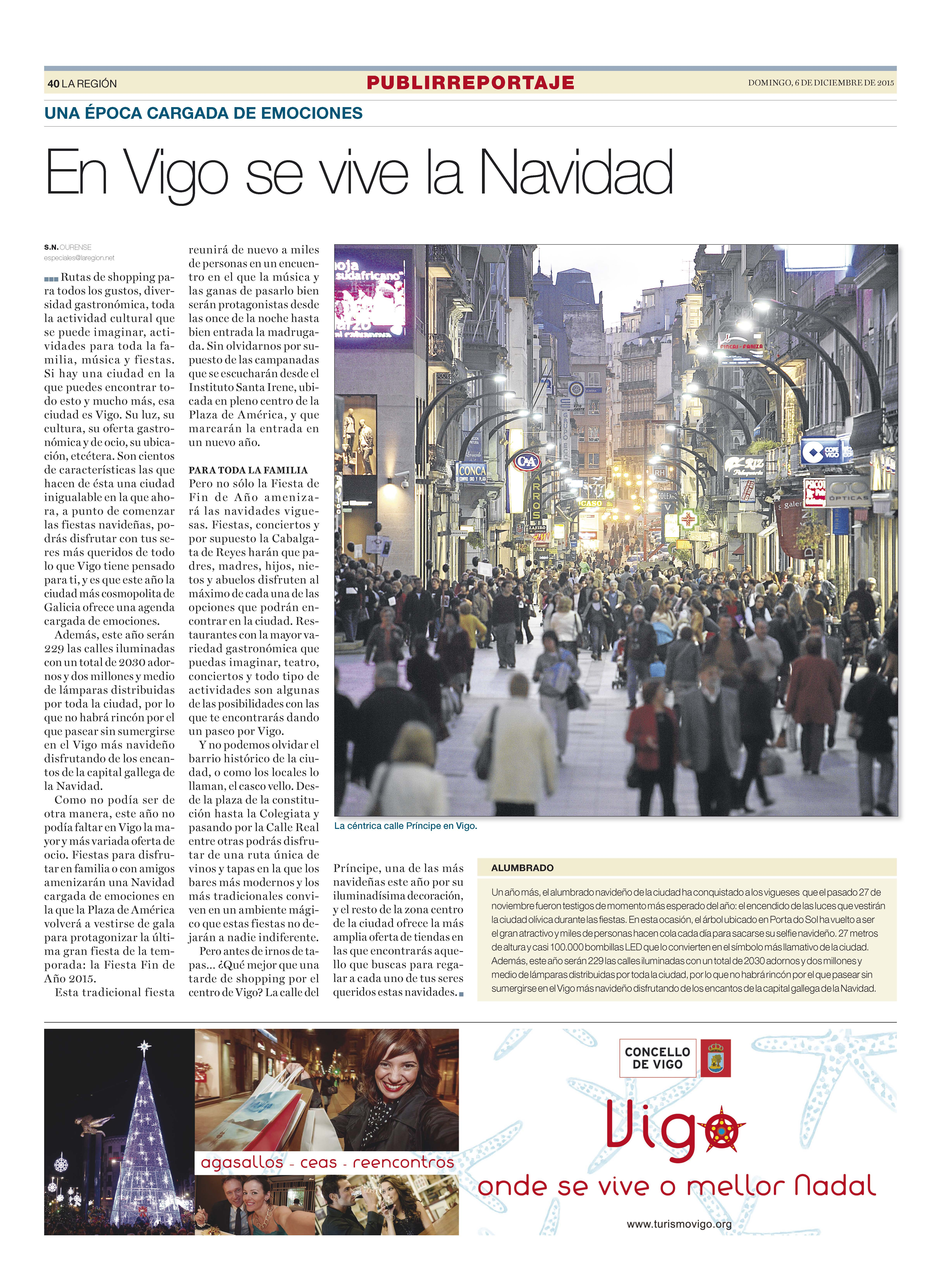 Campaña Nadal 2015 - La Región