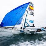 La bahía de Santander, escenario de lujo para el Reto de las Campeonas Movistar