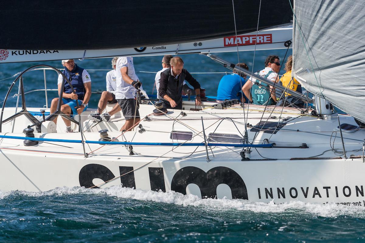 """El """"Sum Innovation"""", campeón del Trofeo Príncipe de Asturias"""