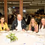 Éxito de la cena benéfica de la AECC en Sanxenxo