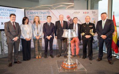 Galicia, sede del Europeo 2020 y el Mundial 2021 de clase 6 Metros