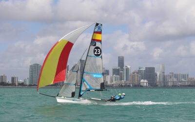 ¡Todo listo para la World Cup Series de Miami!