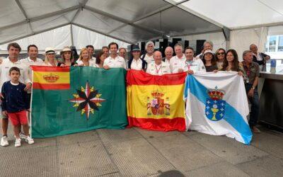"""El """"Bribon 500 Movistar"""" del Rey Don Juan Carlos revalida el título de campeón del mundo de 6 Metros en Finlandia"""