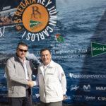 Quirónprevención y el equipo Movistar renuevan su colaboración con el Centro Nacional de Vela Adaptada del Real Club Náutico de Sanxenxo