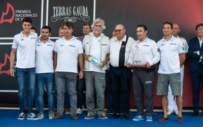 """El """"Bribon 500 Movistar"""" recoge el Premio Nacional de Vela al mejor barco del año"""