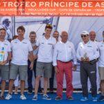 """El """"Bribon 500 Movistar"""", campeón del Trofeo Príncipe de Asturias"""