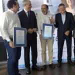 El RCNS recibe la distinción de Galicia Calidade de la Xunta de Galicia