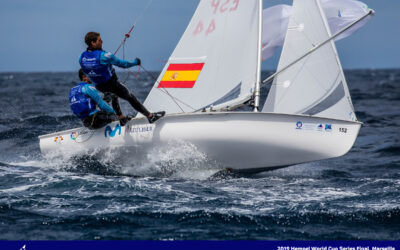 Jordi Xammar y Nico Rodríguez pelearán en la World Cup de Miami por el primer podio de la temporada
