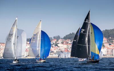 'Bribon 500' y 'Seljm' toman el mando en el Trofeo Xacobeo